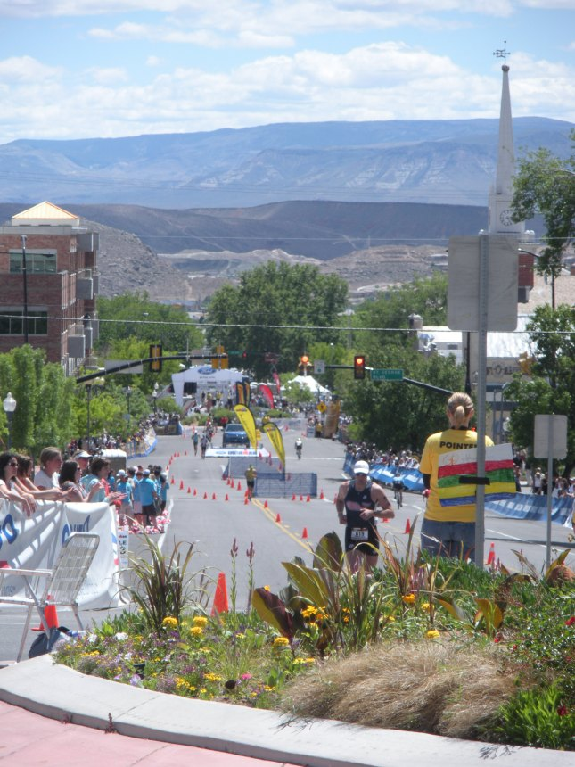 Ironman St. George Run Course
